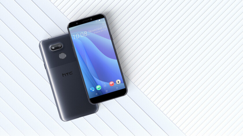 HTC Desire 12s - kolejna próba podboju tanim smartfonem