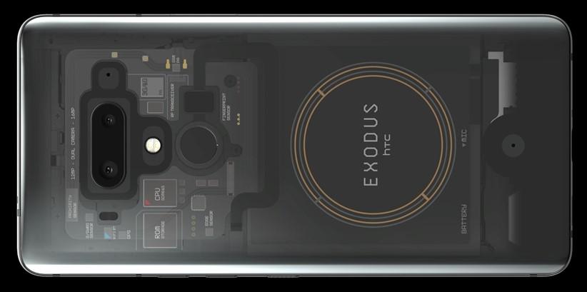 """HTC prezentuje Exodus 1 – wersję """"early access"""" swojego smartfona opartego na technologii blockchain"""