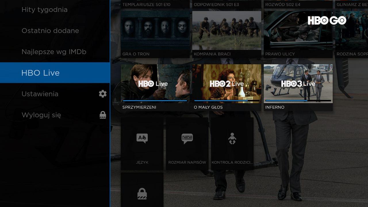 HBO GO działa na Android TV  | Fandroid com pl
