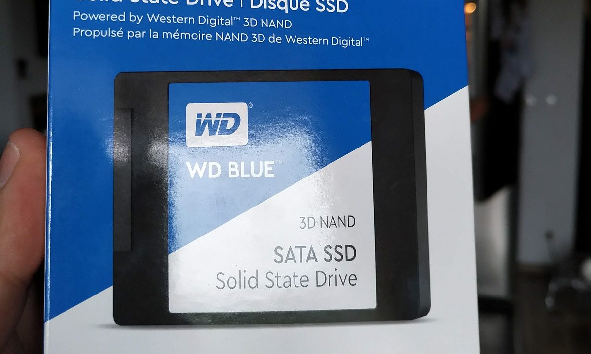 WD Blue SSD 500 GB – recenzja. Jak przyspieszyć laptopa…