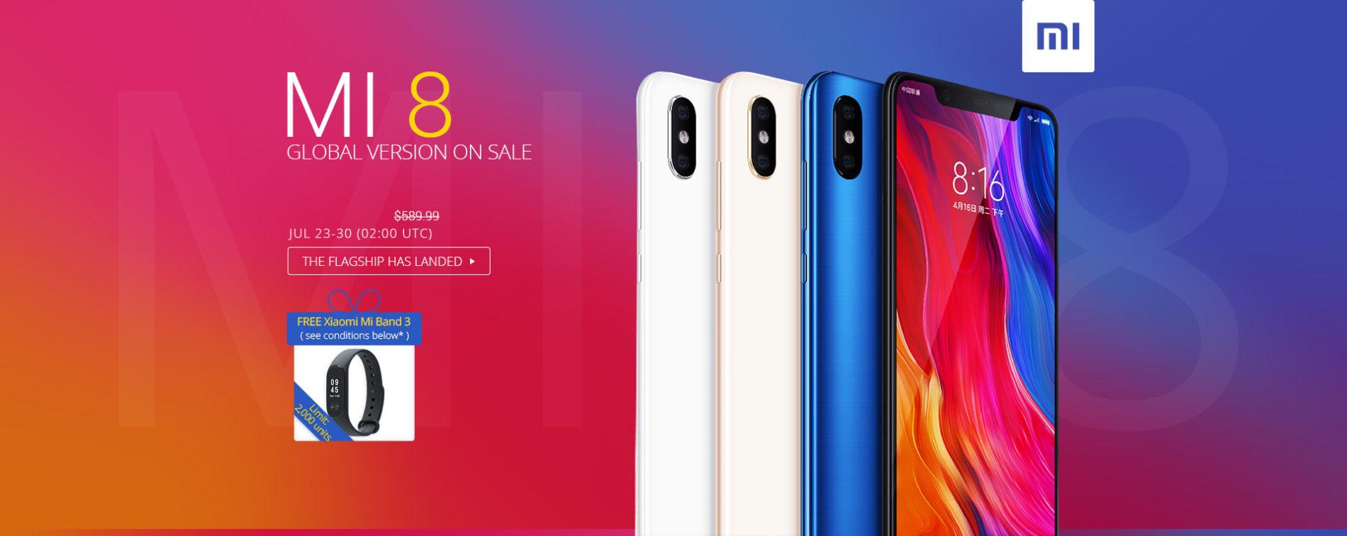 Promocja na produkty Xiaomi. Smartfon z opaską monitorującą gratis.