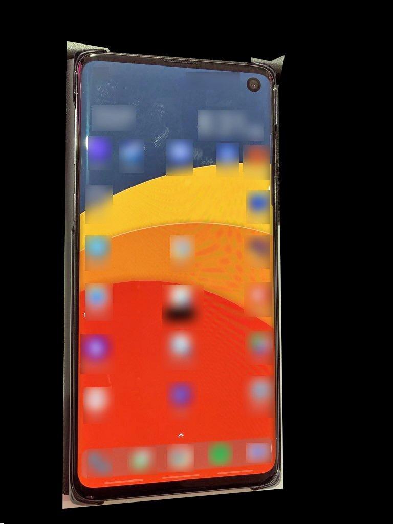 Pierwsze zdjęcie Samsunga Galaxy S10. Są nowe informacje.