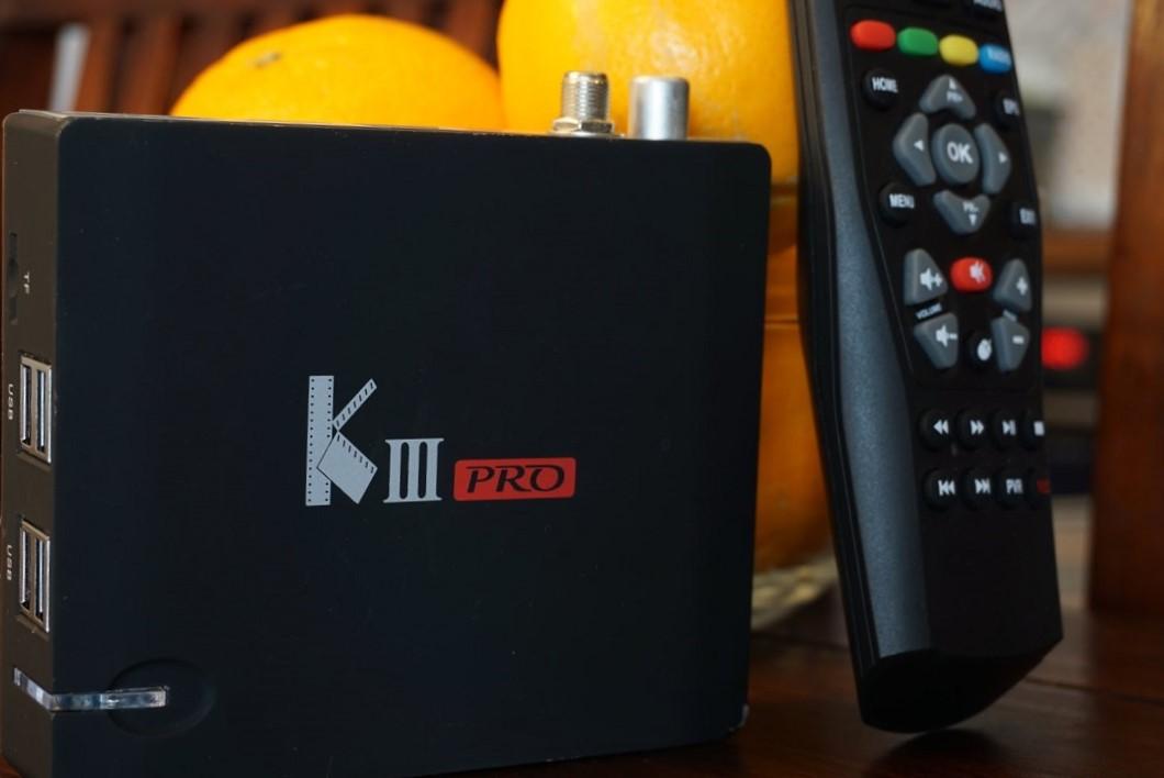 Recenzja przystawki do TV Mecool KIII Pro S912.