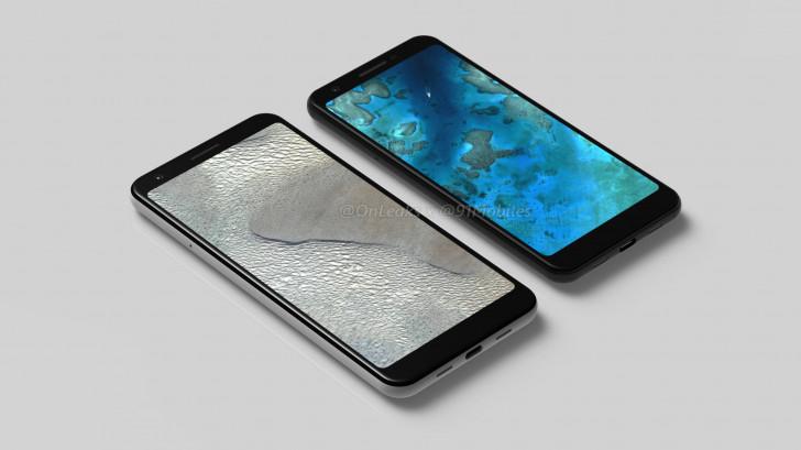 """Smartfony Google Pixel 3 i 3 XL """"Lite"""" pojawią się na wiosnę 2019 roku."""