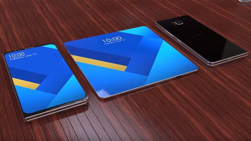 Składany smartfon Xiaomi. Jeśli tak ma wyglądać, to ja kupuję ten pomysł