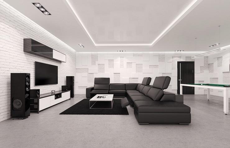 sterowanie oświetleniem w domu